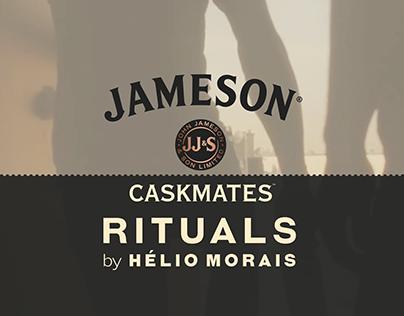 JAMESON | Acção Online Caskmates Rituals