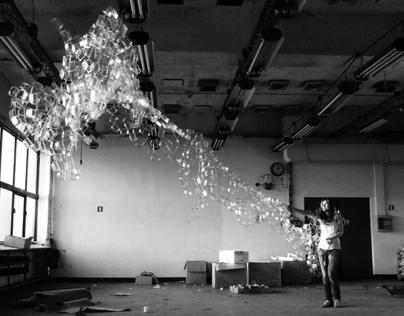 Light - an installation