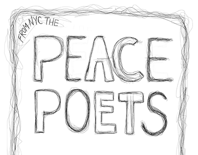 Peace Poets Poster
