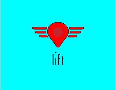 Lift Logo Design