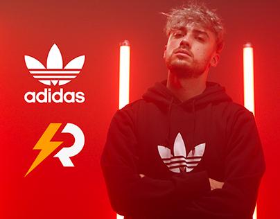adidas x POW3R - Partnership announcement [WAS]