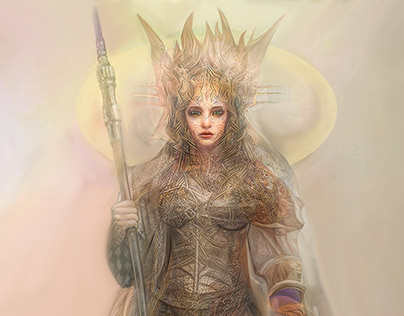 Fantasy Art Characters 2020
