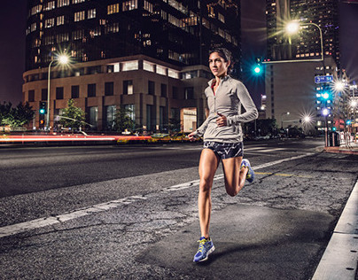 Run Light, Run Right / Smarter by Design