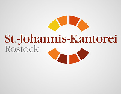 Corporate Design | »St.-Johannis-Kantorei Rostock«
