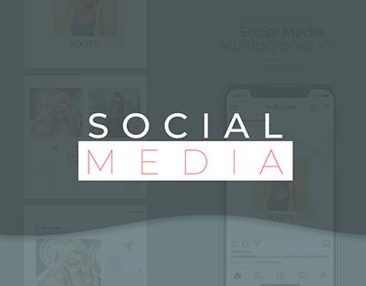 Fashion Social Media Pack V.02