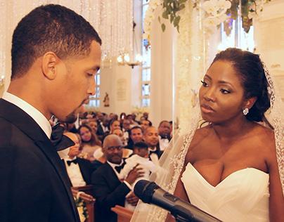 Adrienne & Charles Wedding Highlight
