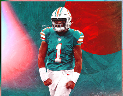 Miami Dolphins Projects Photos Videos Logos Illustrations And Branding On Behance