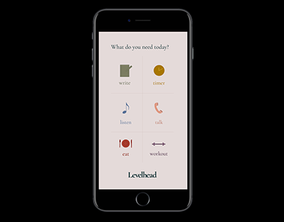 Levelhead App and Website