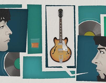 Guitar Journey: Visual Essay Part 1
