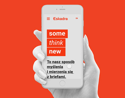 WEB DESIGN | ESKADRA Advertising Agency