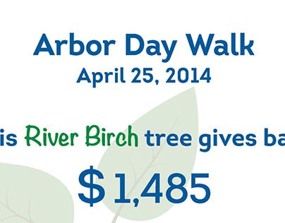Arbor Day Tree Tags