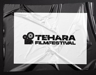 Tehara filmfestival - visual identity / Website