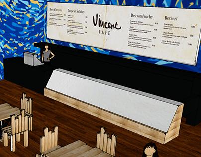 Vincent Café Concept
