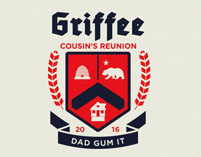 Griffee Cousin's Reunion Animated Invitation