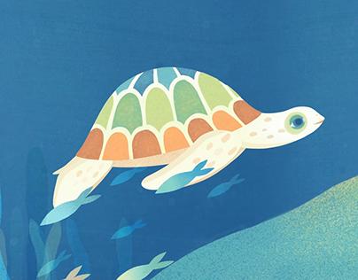 Sea turtles/ Wildlife Guards