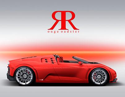 2020 Bugatti Centodieci Rouge Roadster