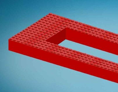 LEGO - Create the impossible
