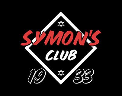 Symon's Club Logo(s)
