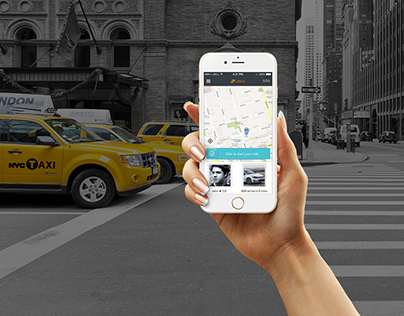 Cabbie: Taxi iOS App