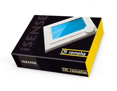 Remeha packaging