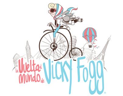 Branding Vicky Fogg