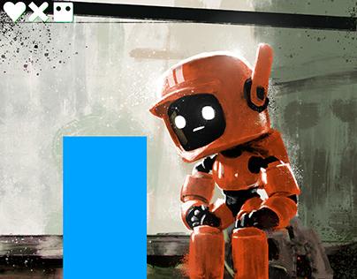 Love Death + Robots E02 - Three Robots