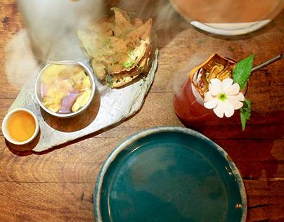 OAK- Food Photography