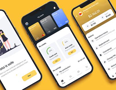 YBank - Mobile App