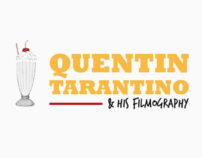 Quentin Tarantino Infographics