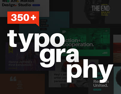 Typography Titles Pack | AE, FCPX and Pr template