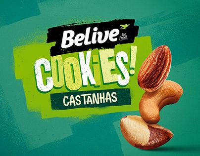 Novos Cookies Belive