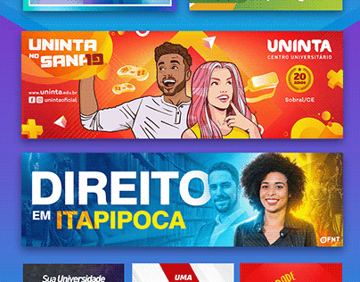 Projetos 2019 UNINTA