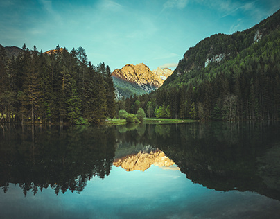 Road to Slovenia