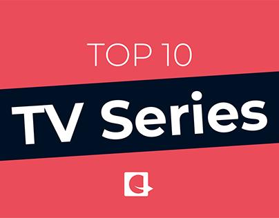 TOP 10 - TV Series