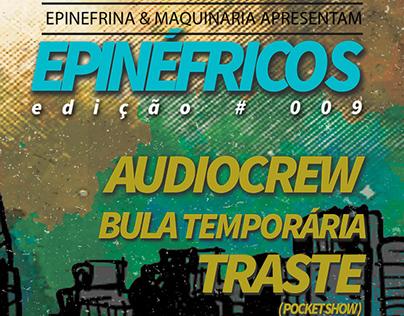 Epinéfricos #009 - Editing and Playing