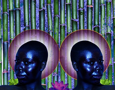 Bamboo. Lavender. Lotus. Mint.