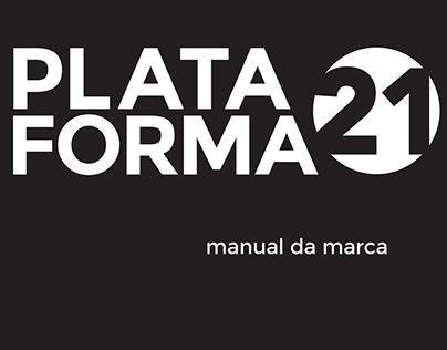 Criação do selo - Plataforma21