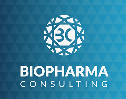 Brand project for Biopharma Consulting