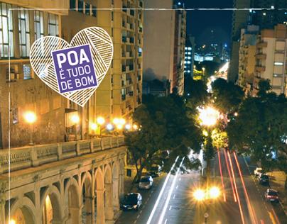 Facebook Campaing: Birthday Porto Alegre's city