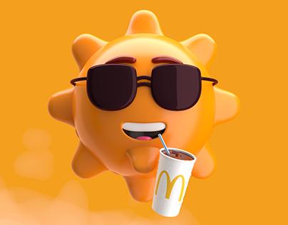 Sunglasses coke