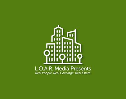 L.O.A.R Media | Logo animations
