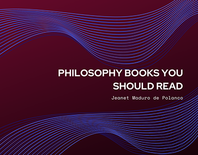 Philosophy Books You Should Read