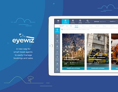 Eyewiz Kiosk - Hotels