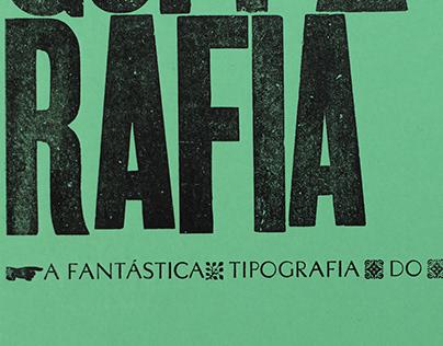 The Fantastic Letterpress Shop of our Fellow Matias