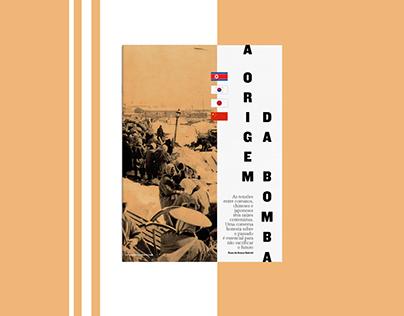 Revista Época - A Origem da Bomba