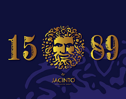 BRANDING FOR: 1589 by Jacinto