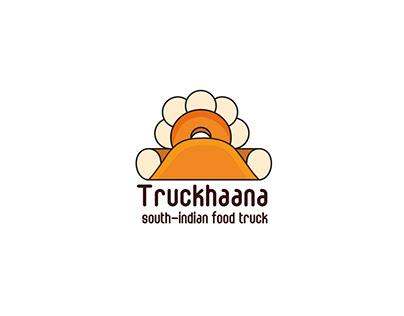 Truckhaana - Food & Beverage Logo Design