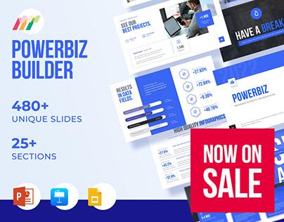 Powerbiz Presentation Builder