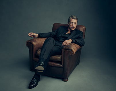 Hugh Grant by Jason Bell for HBO's The Undoing
