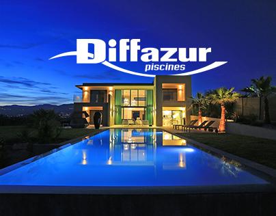 Diffazur - Responsive website design